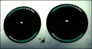 NOS OS BMX HARO anlun Wheel Cover rim hub 20 master sport freestyler