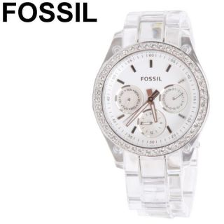 fossil blue am 3683 100 meter water resistant