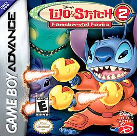 Lilo Stitch 2 Hamsterviel Havoc Nintendo Game Boy Advance, 2004