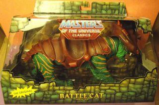 BATTLE CAT  New MISB MOTU Classics 2 3 Shipping He Mans Mount