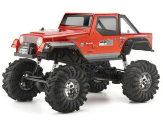 RC Crawler, HPI Crawler King RTR with Jeep Wrangler Rubicon Body