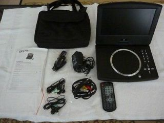 gpx portable dvd player in DVD & Blu ray Players