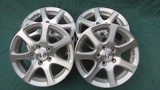 Honda Civic 16 OEM alloy Wheels Rims Factory original NEW set fits