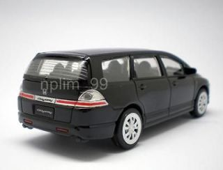 RASTAR 1/43 Diecast Model Car HONDA ODYSSEY BLACK NEW