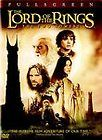 The Lord of the Rings The Two Towers DVD, 2003, 2 Disc Set, Full Frame