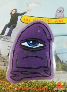 Toy Machine King Size Secret Purple Curb Graphic Wax