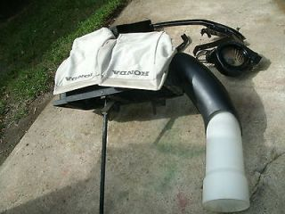 HONDA RIDING MOWER BLOWER UNIT(bagger) VERY RARE FOR 42/46 decks and