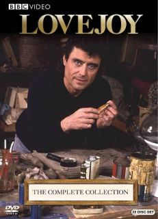 Lovejoy The Complete Collection DVD, 2009, 22 Disc Set