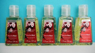 ~ Anti Bacterial Deep Cleansing Hand Gel Pocketbac, 1 oz.