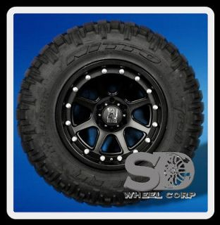 Newly listed 17 WHEELS RIMS XD ADDICT BLACK WHEELS WITH 285 70 17