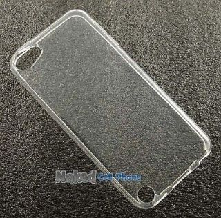 ipod touch clear case 5th generation in Cases, Covers & Skins