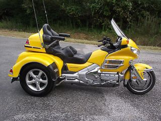 Honda  Gold Wing 2002 HONDA GOLDWING GL1800 TRIKE WITH ALS SUSPENSION