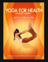 Yoga For Health   Basics Headaches DVD, 2007