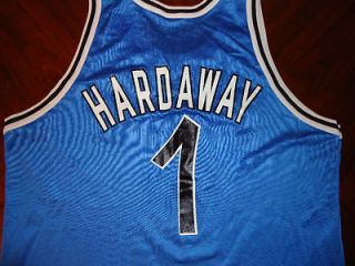 Vintage Champion NBA Penny Hardaway Magic Jersey NM 48