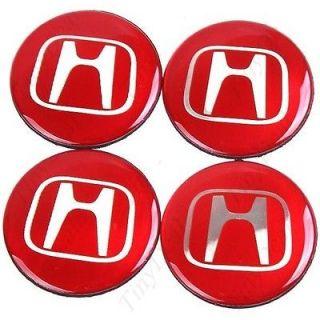 Honda Emblem Logo Wheel Center Cap Sticker for Car Vehicle