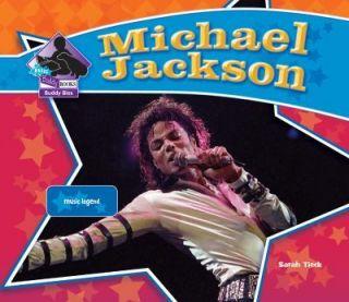 Michael Jackson  Music Legend Big Buddy Biographies Set 6 by Sarah