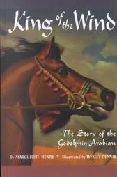 King of the Wind by Marguerite Henry 2001, Hardcover, Large Print