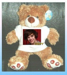 HARRY STYLES ONE DIRECTION DESIGN NO. 2 MINI T SHIRT FOR TEDDY BEAR OR