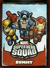 NEW 2012 MARVEL SUPER HERO SQUAD ONLINE Trading Card Game SPIDER MAN