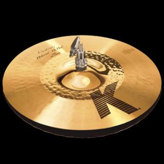 Zildjian K Custom Hybrid 13.25 Hi Hat Cymbal