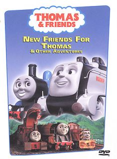 Thomas Friends   New Friends for Thomas DVD, 2004