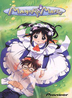 Mahoromatic Automatic Maiden   Vol. 1 Combat Maid DVD, 2003
