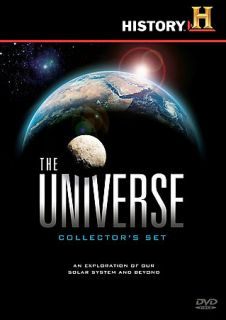 History Channel Presents The Universe DVD, 2009, 14 Disc Set