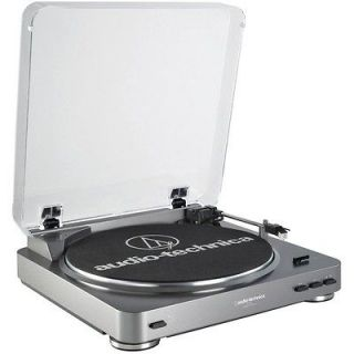 AUDIO TECHNICA TURNTABLE FULLY AUTOMATIC BELT SPINNER PRO ALUMINUM