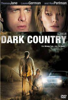 Dark Country DVD, 2009
