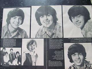 Music Memorabilia  Rock & Pop  Artists O  Osmond, Marie