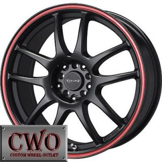 honda civic drag rims