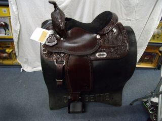 Tex Tan High Prairie Pleasure Saddle 15 Equi Tex Tree