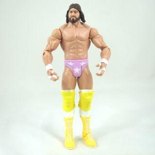 Newly listed 194K WWE Wrestling Mattel Macho Man Randy Savage Figure