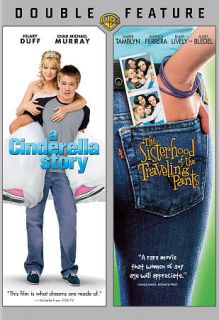 Cinderella Story Sisterhood of the Traveling Pants DVD, Canadian