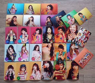 29pcs x BMS KPOP 2012 SNSD Girls Generation Super Cute Photos for