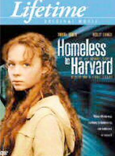 Homeless to Harvard DVD, 2004