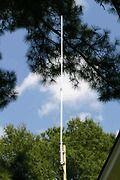 VHF 2 meter Base Antenna 144   174 MHz Tram 1491 7.8 DB Gain FREE