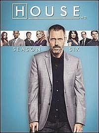 Complete Season / Series Six (6) Hugh Laurie NEW & SEALED DVD BOXSET