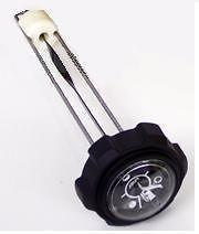 John Deere 316 318 322 420 Fuel Cap w/Gauge NEW OEM AM39206 Free