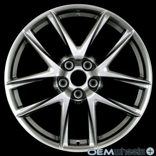 19 HYPER LFA STYLE WHEELS FITS LEXUS ES IS GS ISF RX LS HS SC MDX