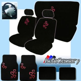 heart car seat covers in Seat Covers