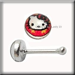 sterling silver hello kitty jewelry in Jewelry & Watches