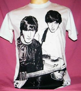 THE BEATLES John Lennon&Paul McCartney t shirt size M