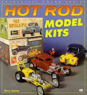 Hot Rod Model Kits ECS by Terry Jessee 2000, Paperback