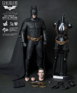 hot toys batman in Action Figures