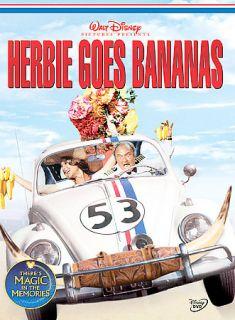herbie rides again herbie goes to monte carlo dvd 2009 2 $ 7 99