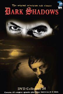 Dark Shadows Collection 24 DVD, 2006