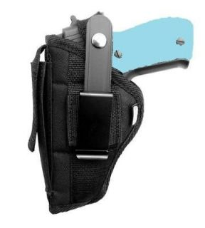 Black Side Holster For High Point 40,45 Cal