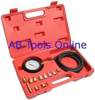 Oil pressure tester / wave box pressure meter AT692