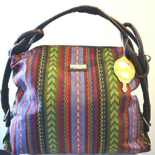 New Stylish Marathi Chocolate Navajo Designer Hobo Bag